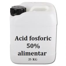 Acid fosforic 50% alimentar