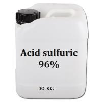 Acid sulfuric 96%