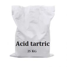 Acid tartric