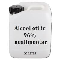 Alcool etilic - etanol 96% nealimentar