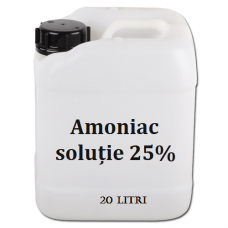 Amoniac solutie 25%