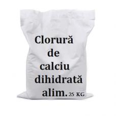 Clorura de calciu alimentara