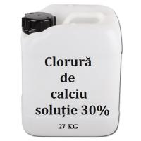 Clorura de calciu sol. 30%
