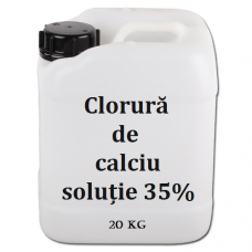 Clorura de calciu sol. 35%