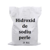 Hidroxid de sodiu perle