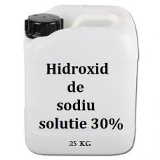 Hidroxid de sodiu solutie 30%