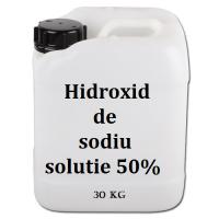 Hidroxid de sodiu solutie 50%