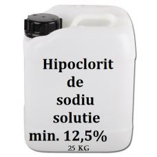 Hipoclorit de sodiu solutie min. 12,5%