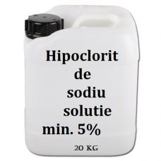 Hipoclorit de sodiu solutie min. 5%