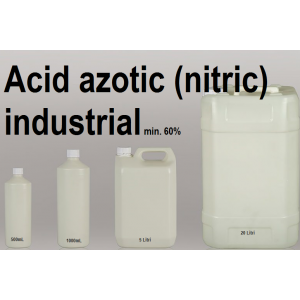Acid azotic 60% tehnic industrial