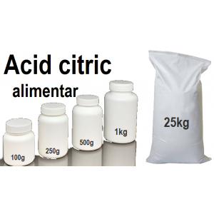 Acid citric alimentar