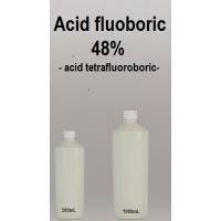 Acid fluoroboric min. 48%