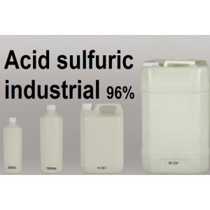 Acid sulfuric 96% tehnic industrial