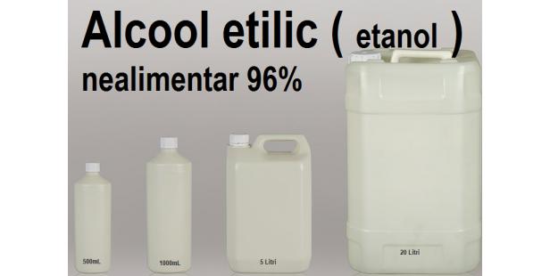 Alcool etilic 96% nealim ( etanol )