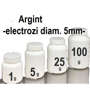 Argint electrozi