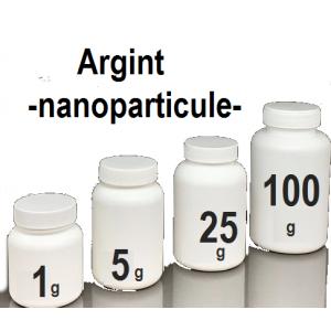 Argint nanoparticule