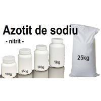 Azotit de sodiu