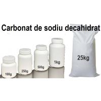 Carbonat de sodiu decahidrat
