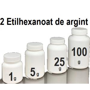 Etil hexanoat de argint
