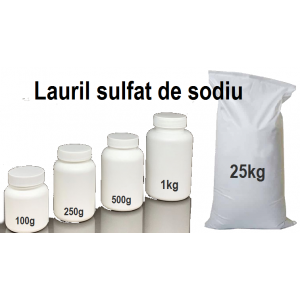 Lauril sulfat de sodiu