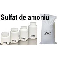 Sulfat de amoniu