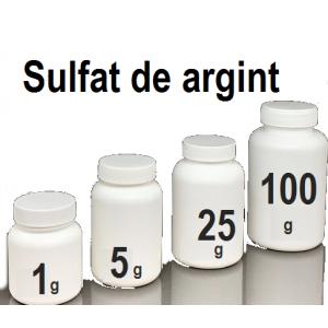 Sulfat de argint
