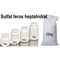 Sulfat feros heptahidrat